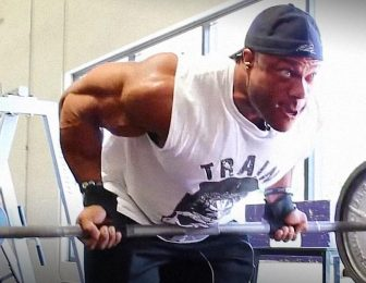 Rutina para Espalda de Phil Heath